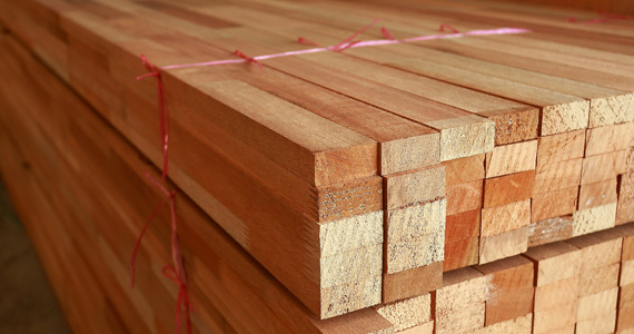 sell timber in germany